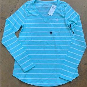 Long sleeved Abercrombie girls t shirt